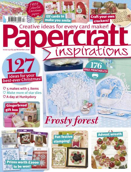 Papercraft Inspirations September 08, 2016 00:00