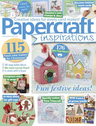 Papercraft Inspirations Dec 2016