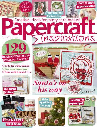 Papercraft Inspirations Xmas 2016