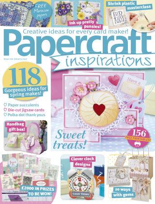 Papercraft Inspirations January 2017