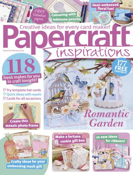 Papercraft Inspirations December 29, 2016 00:00