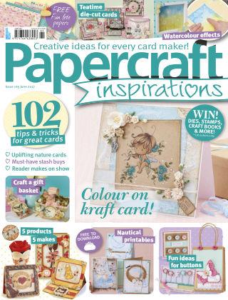 Papercraft Inspirations Jun 2017