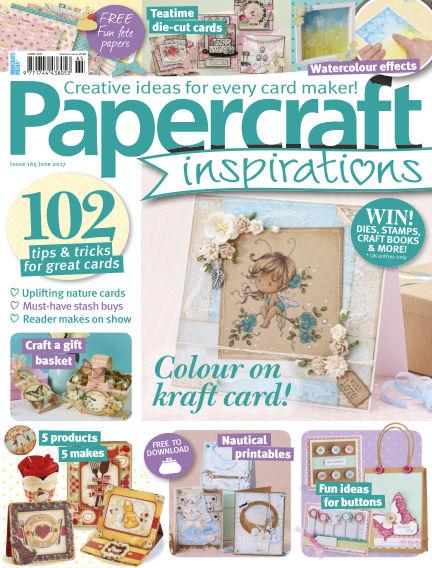 Papercraft Inspirations April 20, 2017 00:00