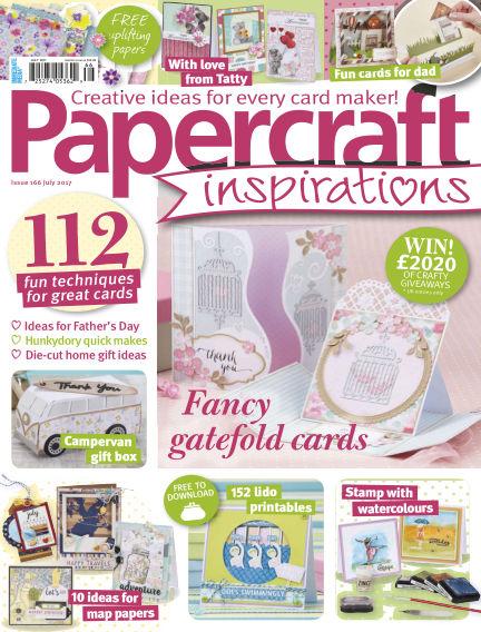 Papercraft Inspirations May 18, 2017 00:00