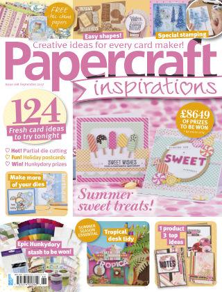 Papercraft Inspirations September 2017