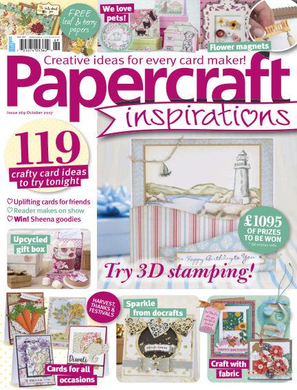 Papercraft Inspirations August 10, 2017 00:00