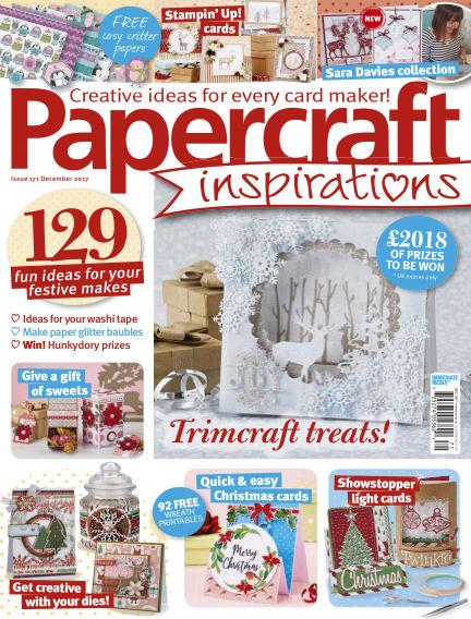 Papercraft Inspirations October 05, 2017 00:00