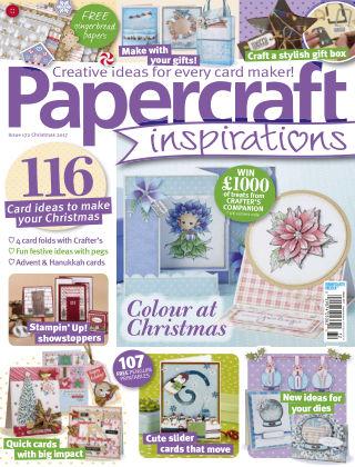 Papercraft Inspirations Christmas 2017