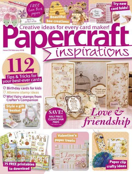 Papercraft Inspirations December 28, 2017 00:00