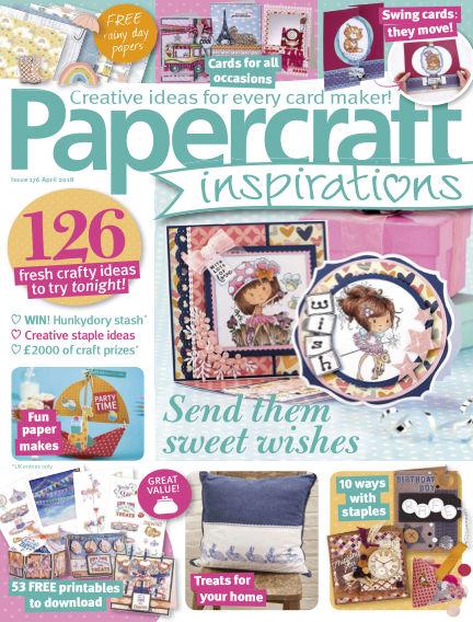 Papercraft Inspirations February 27, 2018 00:00