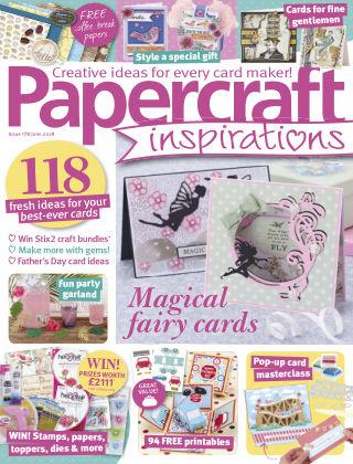 Papercraft Inspirations June 2018