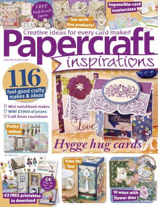 Papercraft Inspirations October2018
