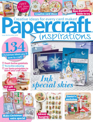 Papercraft Inspirations December2018