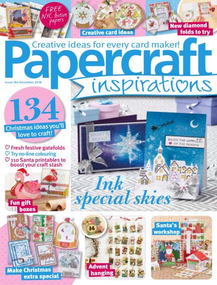 Papercraft Inspirations October 04, 2018 00:00
