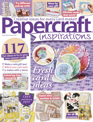 Papercraft Inspirations January 2019