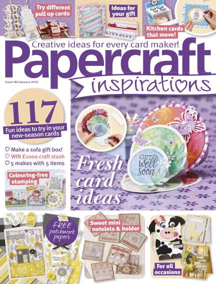 Papercraft Inspirations December 05, 2018 00:00