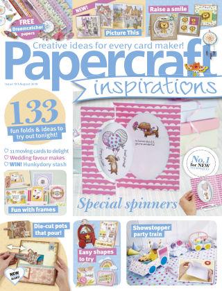 Papercraft Inspirations August2019