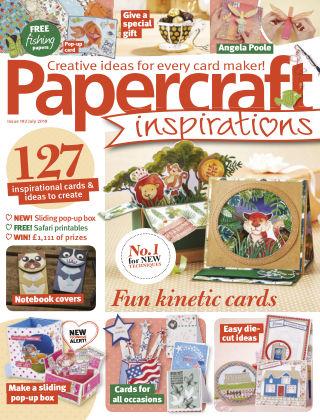 Papercraft Inspirations July2019