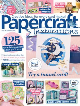 Papercraft Inspirations September2019