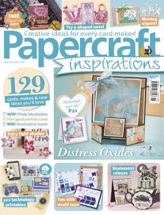 Papercraft Inspirations June2019
