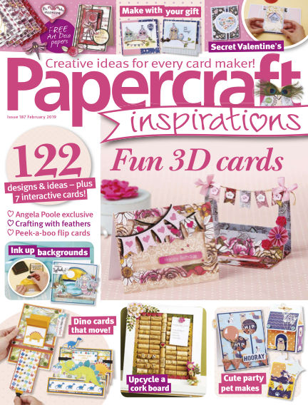 Papercraft Inspirations December 28, 2018 00:00