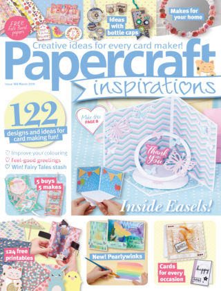 Papercraft Inspirations March2019