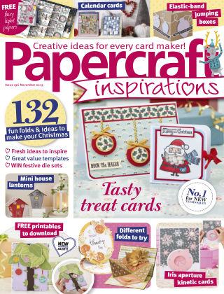 Papercraft Inspirations November2019