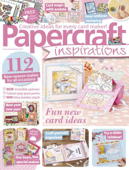 Papercraft Inspirations November 29, 2019 00:00