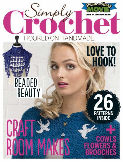 Simply Crochet January 08, 2015 00:00