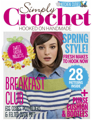 Simply Crochet Issue 28 2015