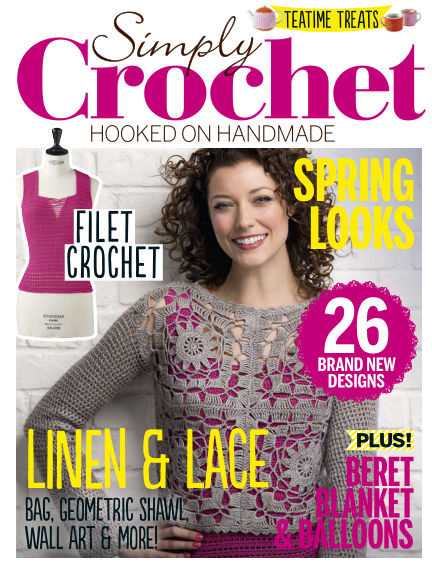 Simply Crochet March 05, 2015 00:00