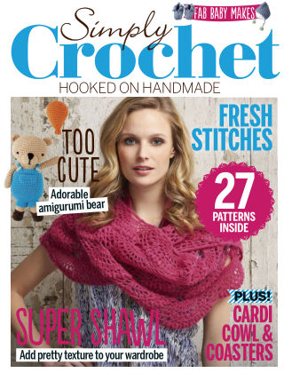 Simply Crochet Issue31
