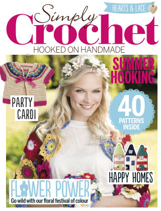 Simply Crochet Issue 32