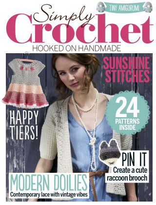 Simply Crochet Issue33