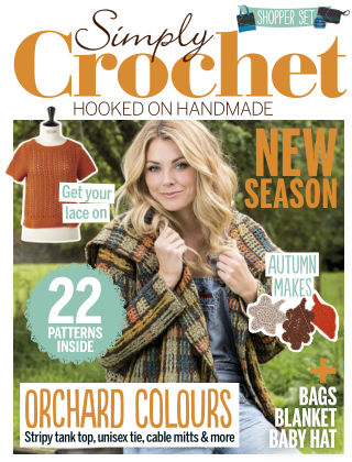 Simply Crochet Issue 36