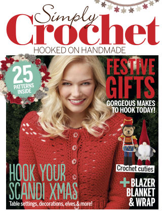 Simply Crochet Issue 38