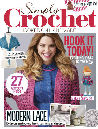 Simply Crochet Issue 39