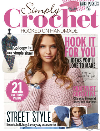 Simply Crochet Issue 41