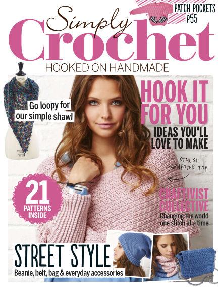 Simply Crochet February 04, 2016 00:00