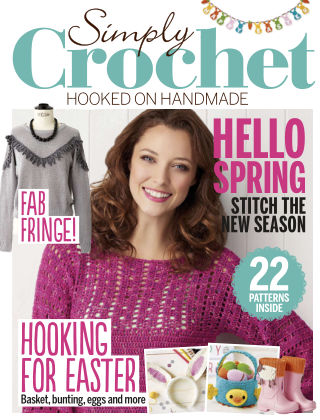 Simply Crochet Issue 42 2016