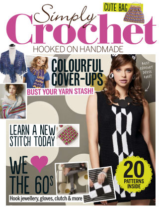 Simply Crochet Issue 43