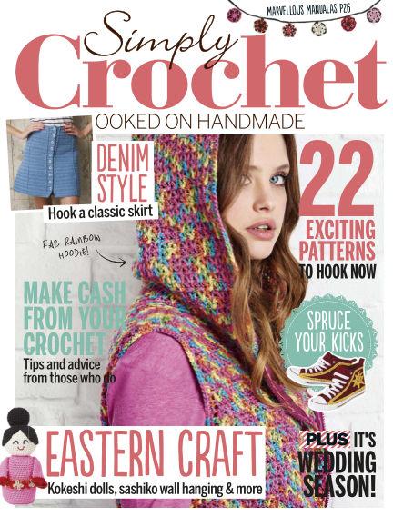 Simply Crochet April 28, 2016 00:00