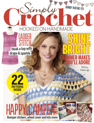 Simply Crochet Issue 45