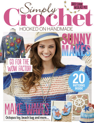 Simply Crochet Issue 46