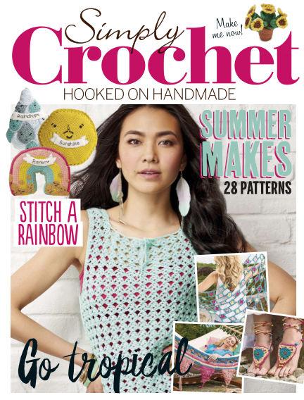 Simply Crochet July 21, 2016 00:00