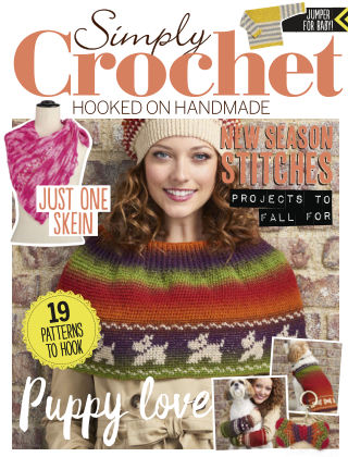 Simply Crochet Issue 48