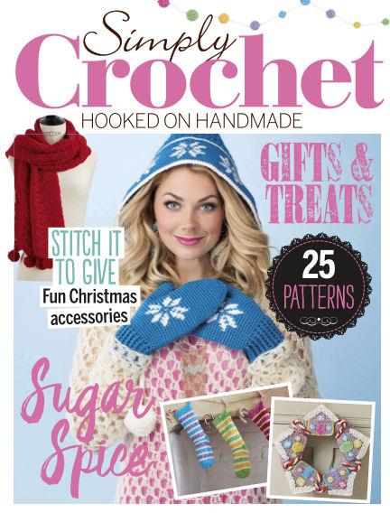 Simply Crochet October 13, 2016 00:00