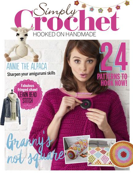 Simply Crochet December 08, 2016 00:00