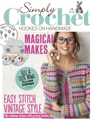 Simply Crochet Issue 54