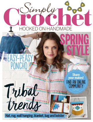 Simply Crochet Issue 55